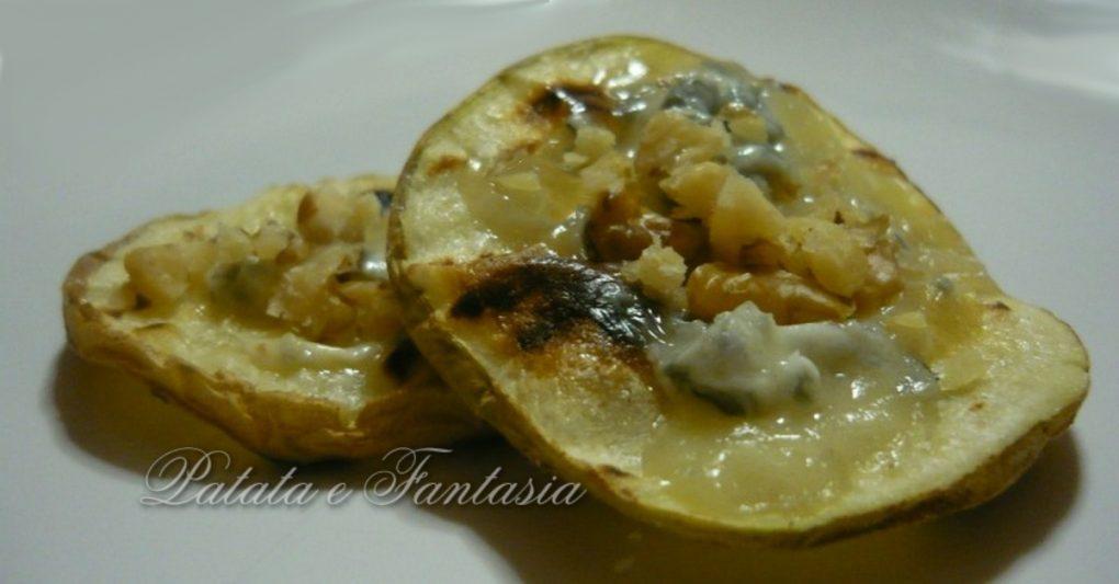 Bruschette di patate ricetta delle bruschette di patate - Secondi piatti da cucinare in anticipo ...
