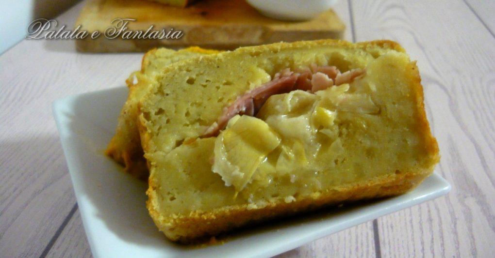 Ricetta-plumcake-salato-patate-Plumcake-patate-mozzarella-evidenza