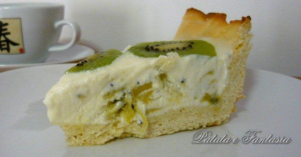 spesso Semifreddo con frolla di patate - Patata e Fantasia: ricette  KF06