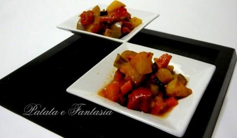 Patate & co. al Forno