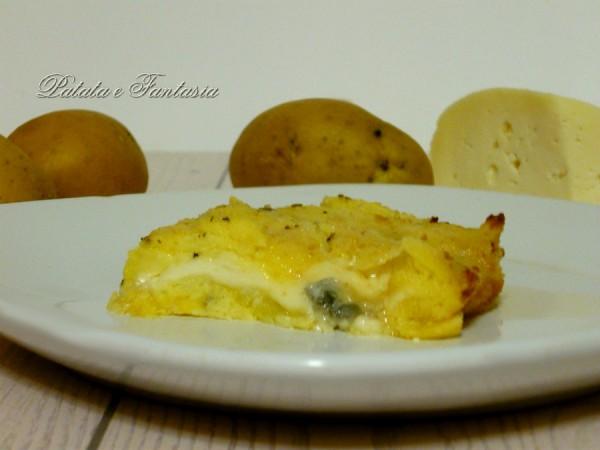 gateau vegetariano - gatto vegetariano - gateau 4 formaggi-07