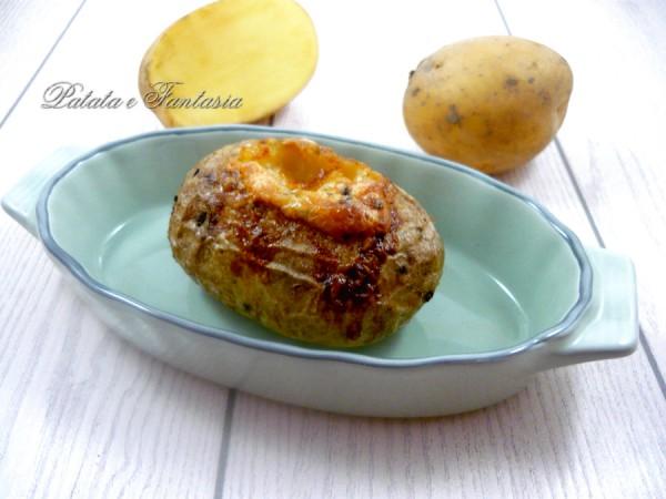 baked-potatoes-patate-scavate-gorgonzola