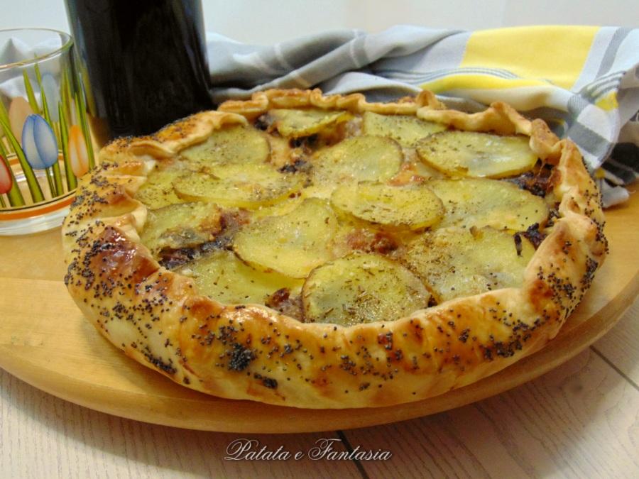 torta-salata-radicchio-salsiccia-05