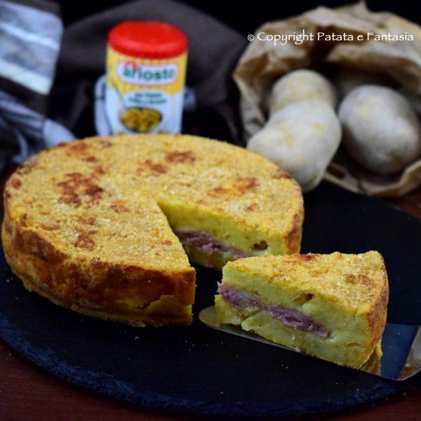ricetta-torta-patate-formaggio-prosciutto-quadra