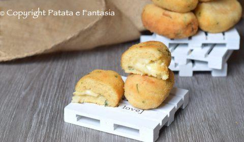Crocchette di patate | Crocchè di patate