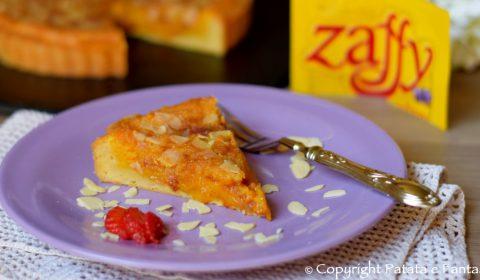 crostata-frangipane-zafferano-evi