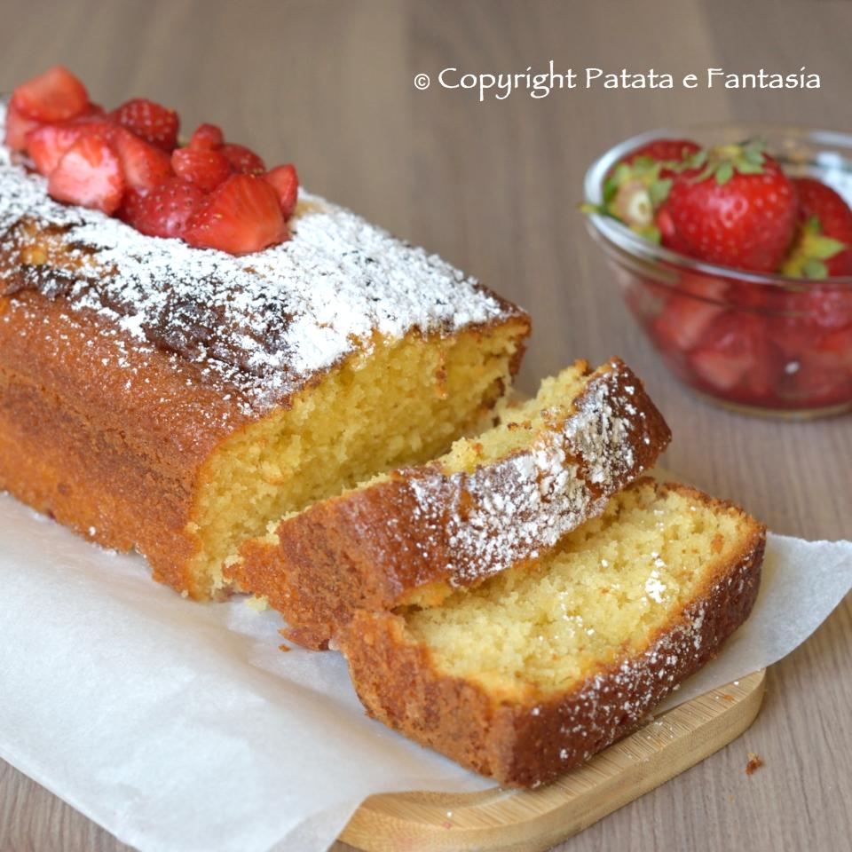 Molto Plumcake 7 vasetti alla fragola - Patata e Fantasia: ricette  SQ55