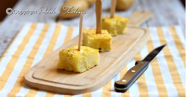 ricetta-frittata-patata-e