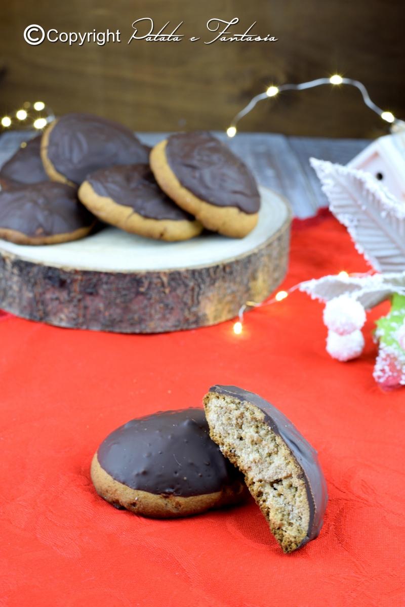 Biscotti Di Natale Tedeschi Ricetta.Lebkuchen Biscotti Di Natale Tedeschi
