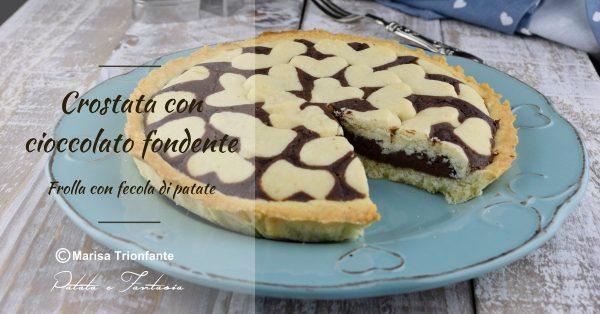 crostata-cioccolato-fondente-ricetta