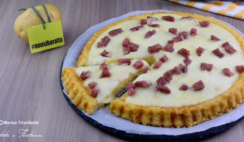 Crostata di patate