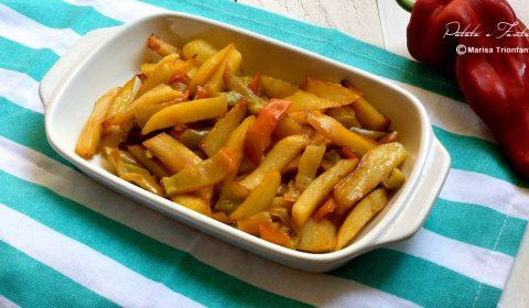 Peperoni e Patate - Pipi e patati