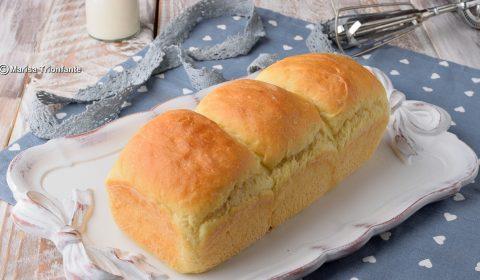 Pan brioche morbido con le patate