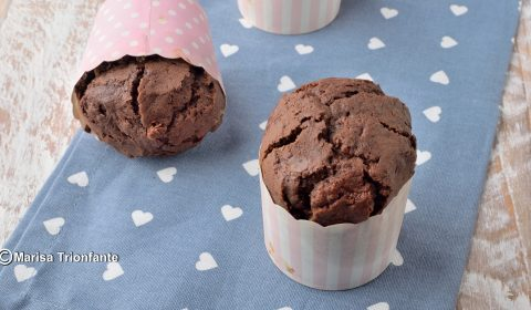 Muffin al cioccolato di Nigella Lawson