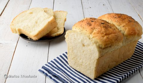 Pane alle patate con metodo water roux