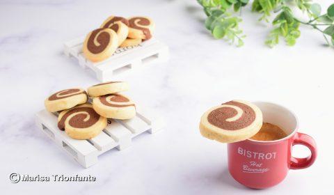 biscotti a vortice