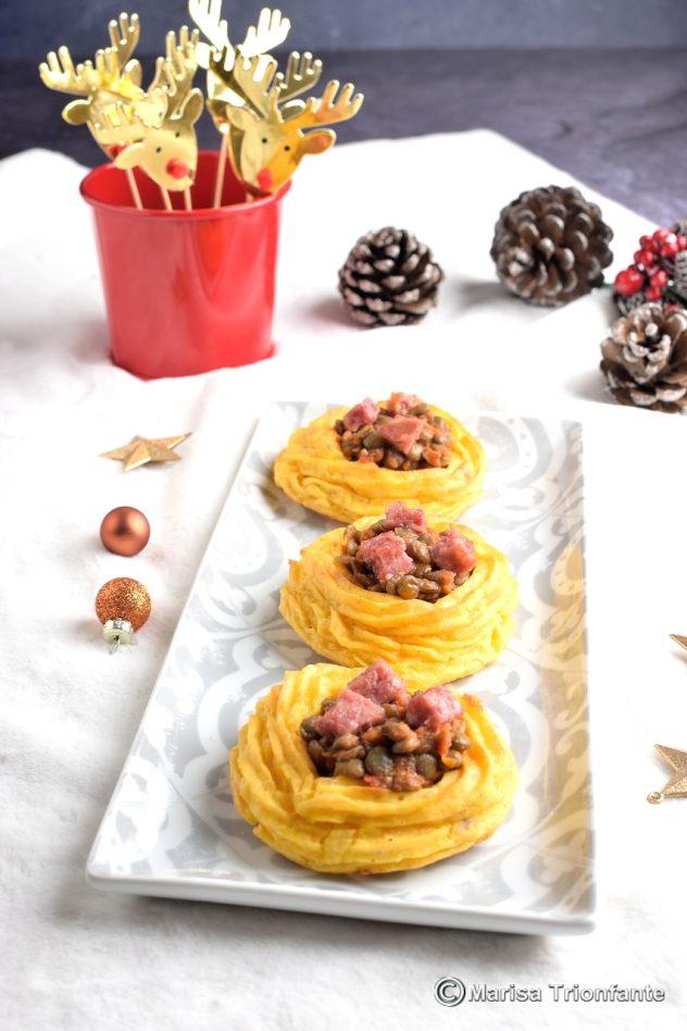 nidi-patate-con-lenticchie-cotechino