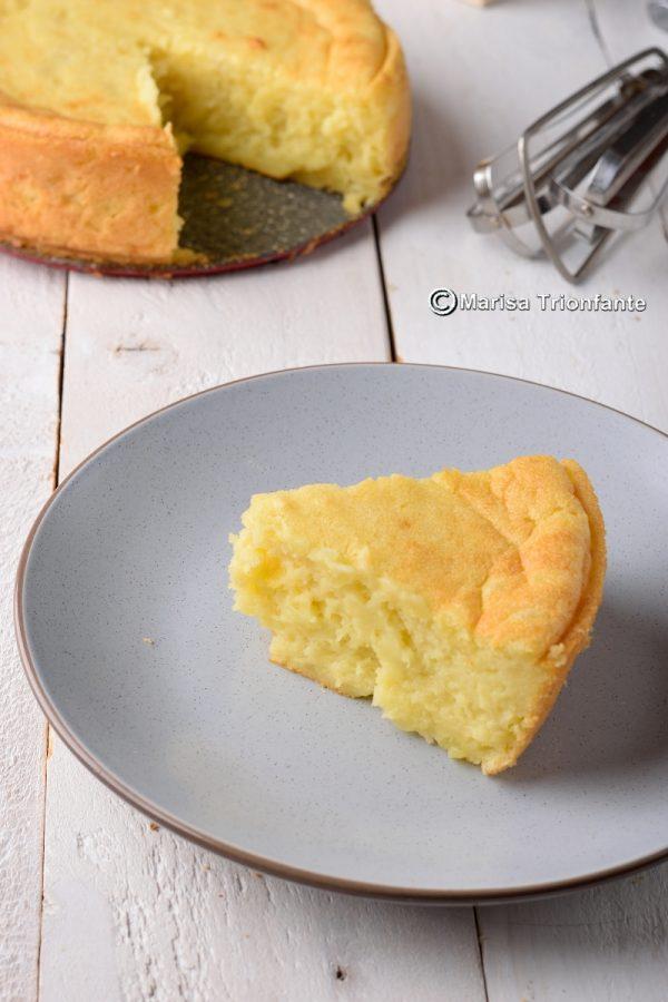 torta di patate sarda